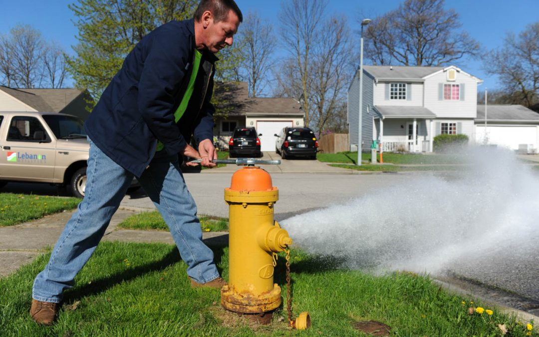 Why Do We Flush the Hydrants?