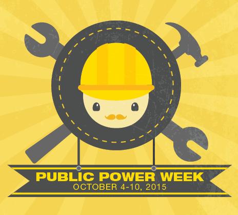 Happy Public Power Week, Lebanon!