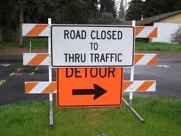 Public Notice: Road Closure